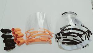 Bartın Üniversitesinde solunum cihazı çoklayıcısı üretildi