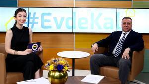 Fenerbahçe Kulübünden corona virüs açıklaması: Şu anda endişe verici bir vaka yok