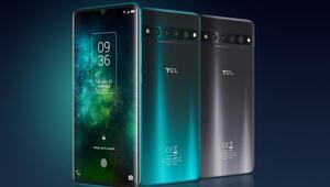 TCL, yeni telefonlarını gün yüzüne çıkardı
