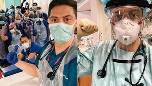 Masterchef ve Aşk Adası yarışmalarına katılmıştı: O doktor şimdi corona ile savaşıyor