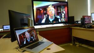 Başkan Yavaş video konferansla toplantıya katıldı