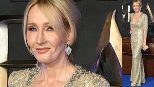 Harry Potterın yaratıcısı yazar J.K. Rowling: Corona virüs semptomlarını nefes egzersizleriyle yendim