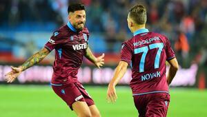 Son dakika haberi: Trabzonspor Sosa ve Novak ile anlaştı