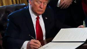 Trump, uzay kaynaklarının kullanımına izin veren kararnameyi imzaladı