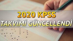 KPSS ne zaman 2020 KPSS lisans başvuru tarihleri belli oldu mu