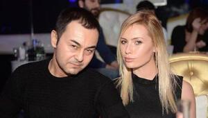 Serdar Ortaçtan Chloe Loughnan sözleri: Eski karım da olmasın