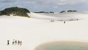 Brezilyanın sıra dışı çölü: Lencois Maranhenses