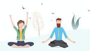Karantina günlerinde her gün ücretsiz meditasyon