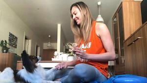 Lauren Gibbemeyer evde nasıl zaman geçirdiğini anlattı