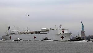 ABD şokta Dev gemiden tedirgin eden haber