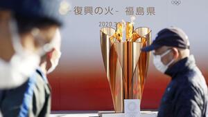 Corona virüsü olimpiyat ateşini de etkiledi