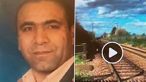 Londra'da bir Türk trenin önüne atlayarak intihar etti