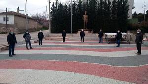 Kırklarelide belediye meclis toplantısı açık havada yapıldı