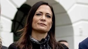 Beyaz Saray Sözcüsü Grisham görevinden ayrıldı