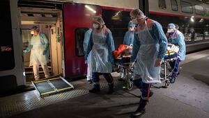 Fransada koronavirüsten ölenlerin sayısı 10 bini aştı
