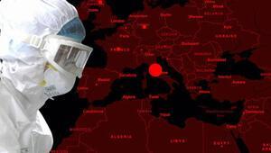 Dünya genelinde Kovid-19 nedeniyle ölenlerin sayısı 80 bini aştı
