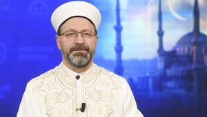 Diyanet İşleri Başkanı merak edilen soruya yanıt verdi Ramazanda camiler açık olacak mı