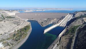 Bakan Pakdemirli: Atatürk Barajı'nda 2020 sulama sezonu hazırlıklarını tamamladık