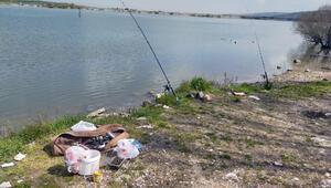 Bursada piknik yapıp balık tutan 2 kişiye para cezası