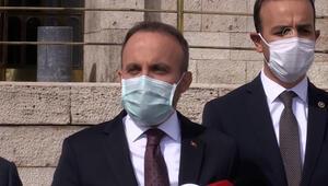 AK Parti ve MHPden sağlıkçılar için yeni yasa teklifi