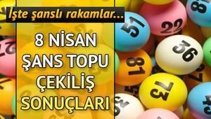 8 Nisan Şans Topu sonuçları açıklandı - MPİ 982. Şans Topu çekiliş sonuçları sorgulama (673 bin 2ye bölündü)