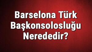 Barselona Türk Başkonsolosluğu Nerededir Konsolosluk İletişim Bilgileri, Adresi, Telefon Numarası Ve Çalışma Saatleri