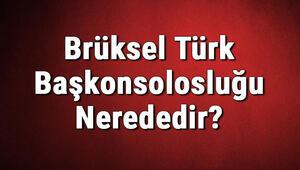 Brüksel Türk Başkonsolosluğu Nerededir Konsolosluk İletişim Bilgileri, Adresi, Telefon Numarası Ve Çalışma Saatleri