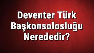 Deventer Türk Başkonsolosluğu Nerededir Konsolosluk İletişim Bilgileri, Adresi, Telefon Numarası Ve Çalışma Saatleri