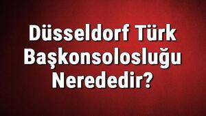 Düsseldorf Türk Başkonsolosluğu Nerededir Konsolosluk İletişim Bilgileri, Adresi, Telefon Numarası Ve Çalışma Saatleri