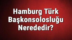Hamburg Türk Başkonsolosluğu Nerededir Konsolosluk İletişim Bilgileri, Adresi, Telefon Numarası Ve Çalışma Saatleri