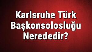 Karlsruhe Türk Başkonsolosluğu Nerededir Konsolosluk İletişim Bilgileri, Adresi, Telefon Numarası Ve Çalışma Saatleri