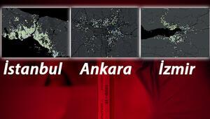 Son dakika haberi: Corona virüs salgınında en riskli ilçeler İstanbul, Ankara ve İzmirde...