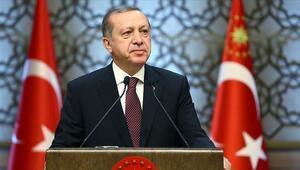 Cumhurbaşkanı Erdoğan, TRTnin kuruluşunun 56. yıl dönümünü kutladı