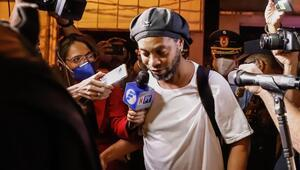 Ronaldinhoya 4 yıldızlı ev hapsi