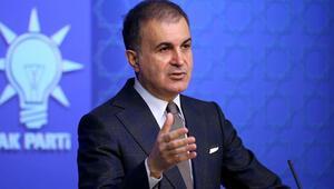 Ömer Çelik: Örnek gösterilecek tek ülke Türkiye