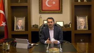 Başkanı Eroğlundan maske vurgusu