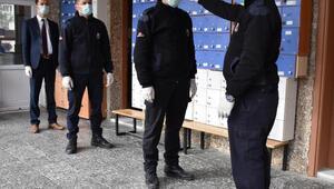 Burdurda cezaevlerinde koronavirüs önlemleri