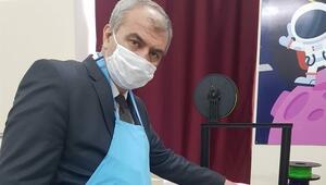 Hastalığı yenen milli eğitim müdürü video ile uyardı