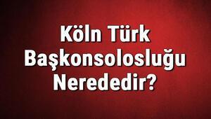 Köln Türk Başkonsolosluğu Nerededir Konsolosluk İletişim Bilgileri, Adresi, Telefon Numarası Ve Çalışma Saatleri