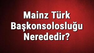 Mainz Türk Başkonsolosluğu Nerededir Konsolosluk İletişim Bilgileri, Adresi, Telefon Numarası Ve Çalışma Saatleri