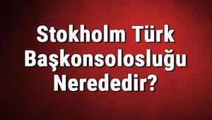 Stokholm Türk Başkonsolosluğu Nerededir Konsolosluk İletişim Bilgileri, Adresi, Telefon Numarası Ve Çalışma Saatleri