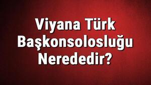 Viyana Türk Başkonsolosluğu Nerededir Konsolosluk İletişim Bilgileri, Adresi, Telefon Numarası Ve Çalışma Saatleri
