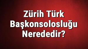 Zürih Türk Başkonsolosluğu Nerededir Konsolosluk İletişim Bilgileri, Adresi, Telefon Numarası Ve Çalışma Saatleri