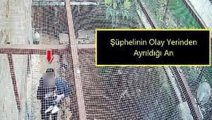 Gaziantepte güvercin hırsızlığı şüphelisi tutuklandı