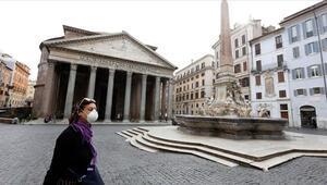 Son dakika haberi: İtalyada corona virüsten can kaybı 18 bin 279a yükseldi