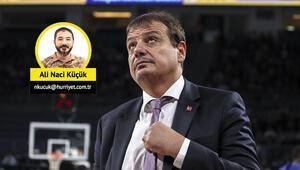 Ergin Ataman: Fenerbahçe ile bir savaşım yok