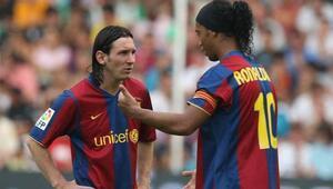 Lionel Messiden Ronaldinhonun kefalet parasını ödediği iddialarına yalanlama geldi