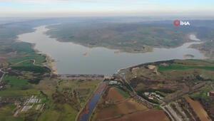 İstanbul'da barajların doluluk oranı aylar sonra yüzde 70'i geçti