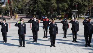 Burdurda Polis Haftası kutlamaları