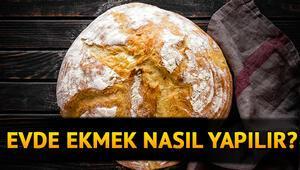 Ekmek tarifi ve yapımı: Evde ekmek nasıl yapılır İşte püf noktaları